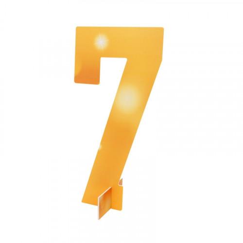Настолна цифра № 7